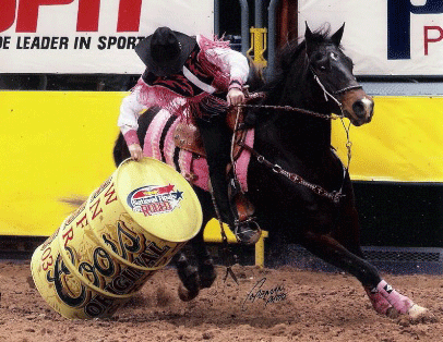 The Wild Child, NFR 2003